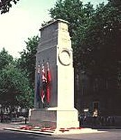 The Cenotaph - Whitehall - Landmark